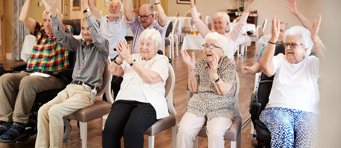 Indoor Activities For Senior Residents